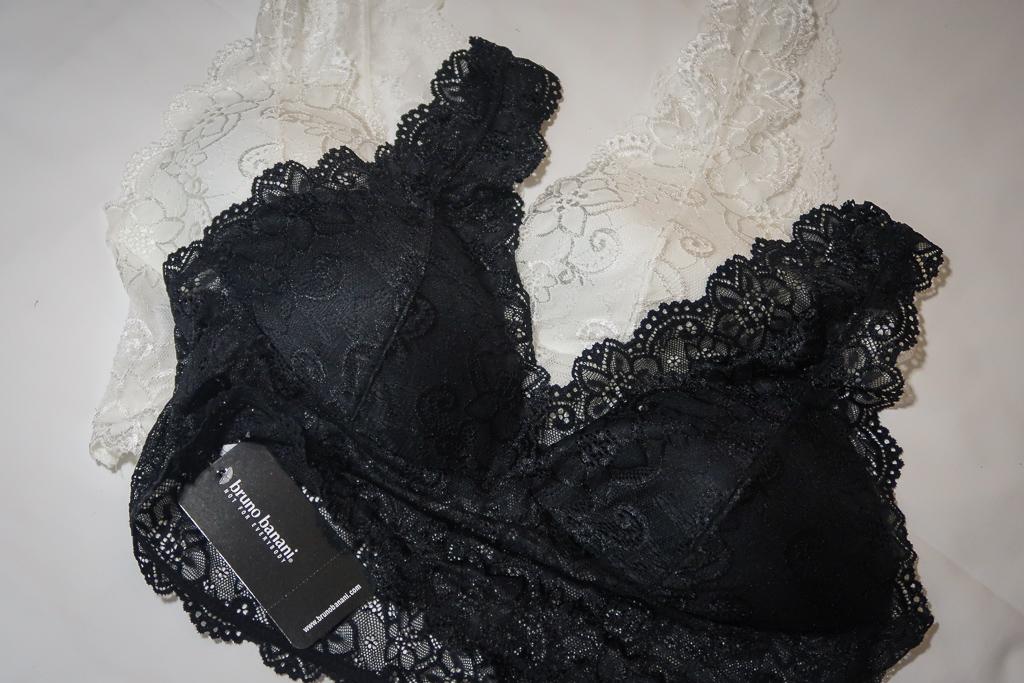 Black Bralette Bruno Banani Outlet Shopping Haul Germany Montabaur Blog JoyDellaVita