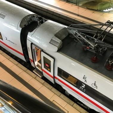 WIFIonICE Deutsche Bahn Trip Report Travel Blog JoyDellaVita