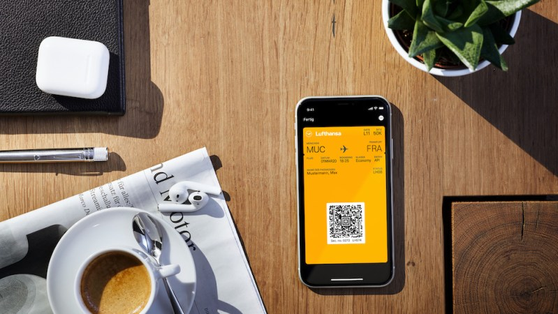 Lufthansa Miles and More