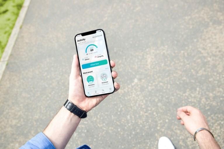 Audi Denkwerkstatt presents ecomove app to playfully reduce your carbon footprint