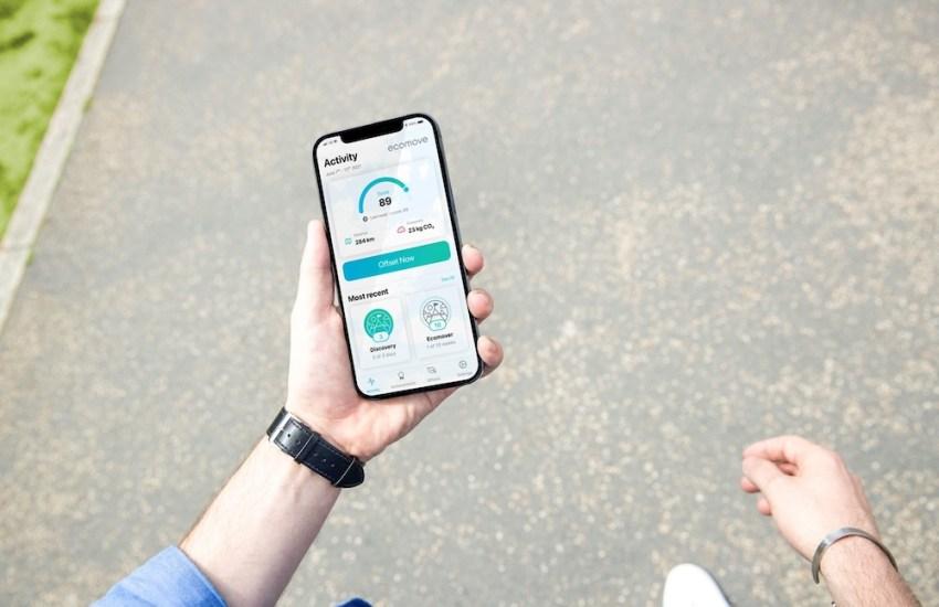 Audi ecomove App