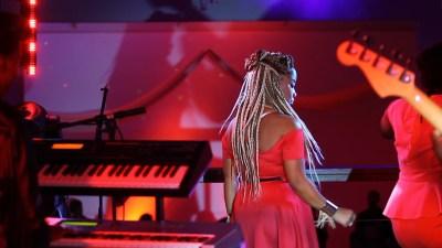 Joy Dennis & Venus (The All Girl Band) Live in Concert