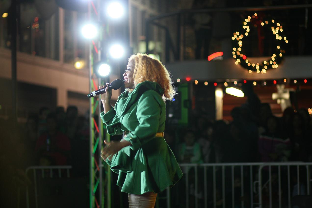 29th Annual Tree Lighting Ceremony Nov 27th Jacksonville Landing