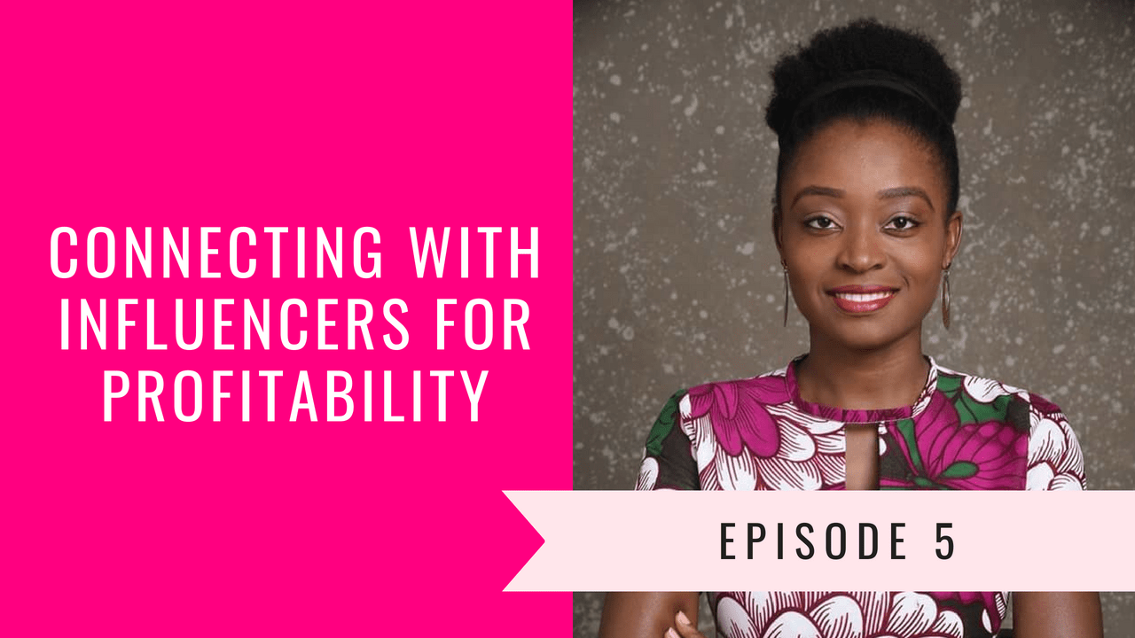 Connecting with Influencers for Profitability