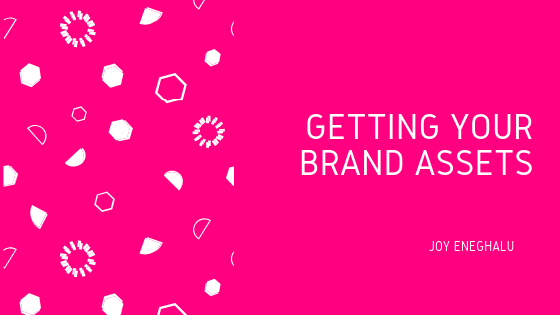 Getting Your Brand Assets