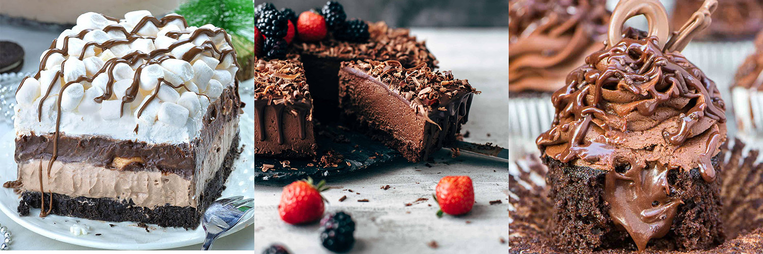 18 Totally Indulgent Chocolate Dessert Recipes You Will Want to Try Today