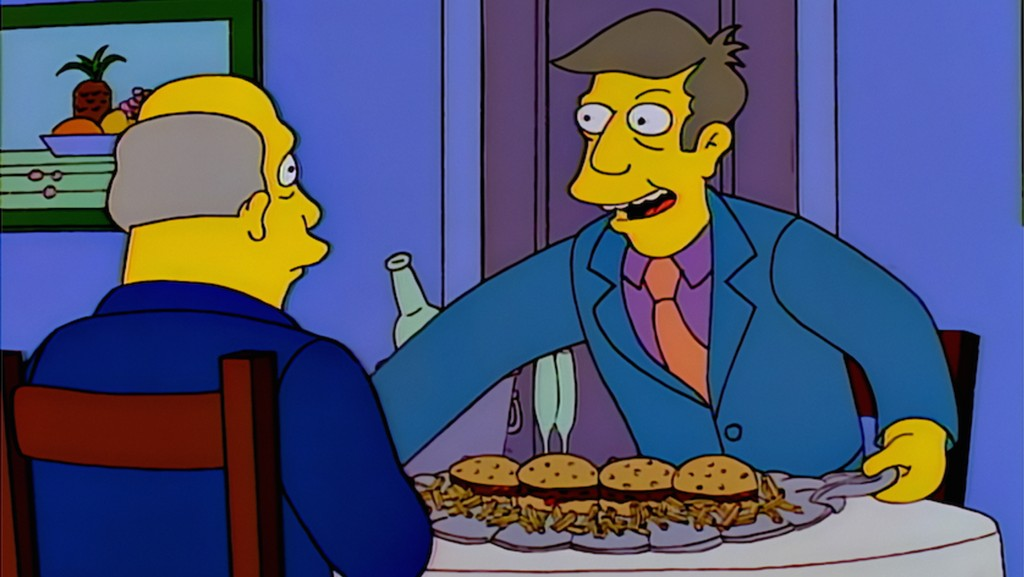 We Celebrate 25 Years of the Famous 'Steamed Hams' Simpsons Short