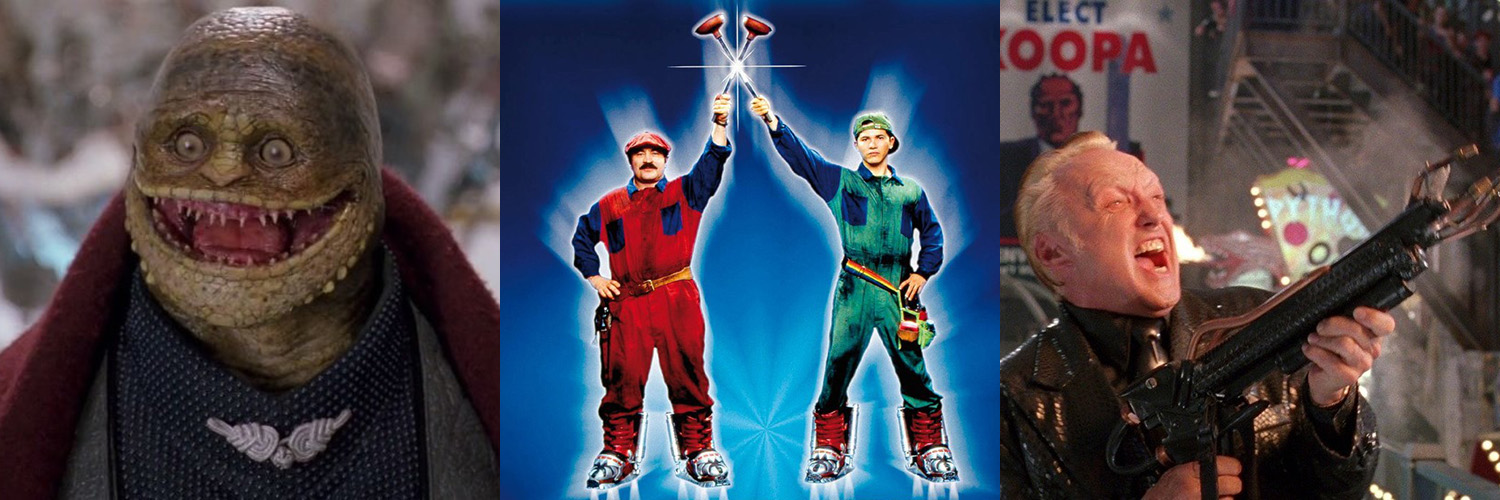 We Rewatched Super Mario Bros the Movie, But Was it as Awful as We Remember?