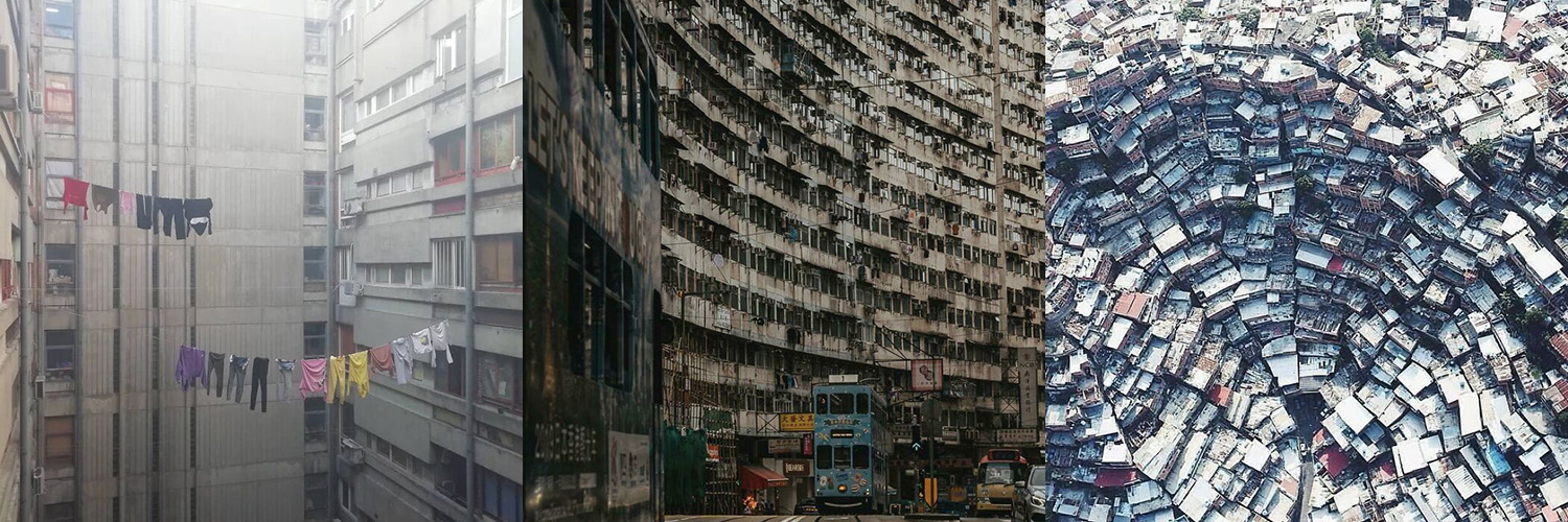 30 Images of Life Living in Pure 'Urban Hell'