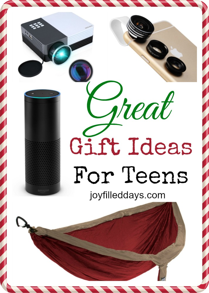 Things To Get Teens For Christmas.Great Gift Ideas For Your Teen Joy Filled