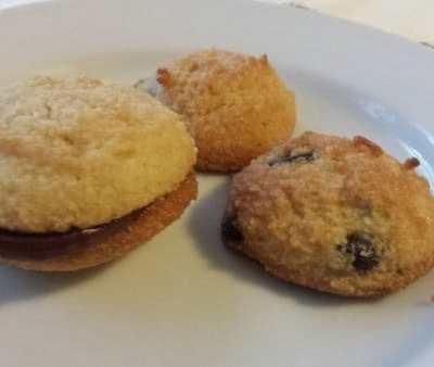Soft Sugar Cookies – Times Three – THM S