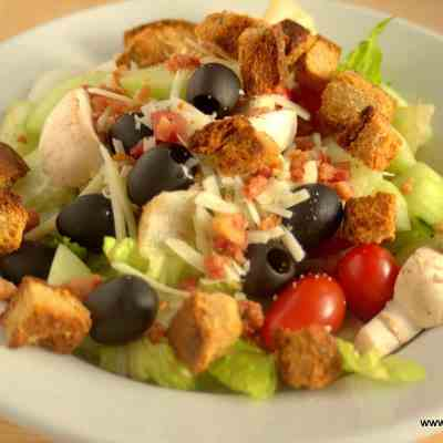 Low Carb & Gluten Free Croutons