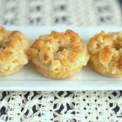 Glazed Crumb Donuts