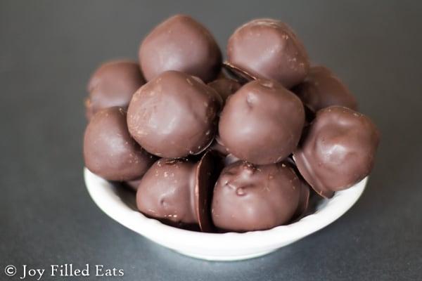 Fudge Brownie Truffles & Coco Polo Review