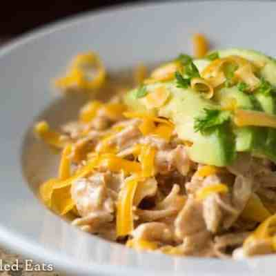 Creamy Salsa Chicken – Low Carb, THM S