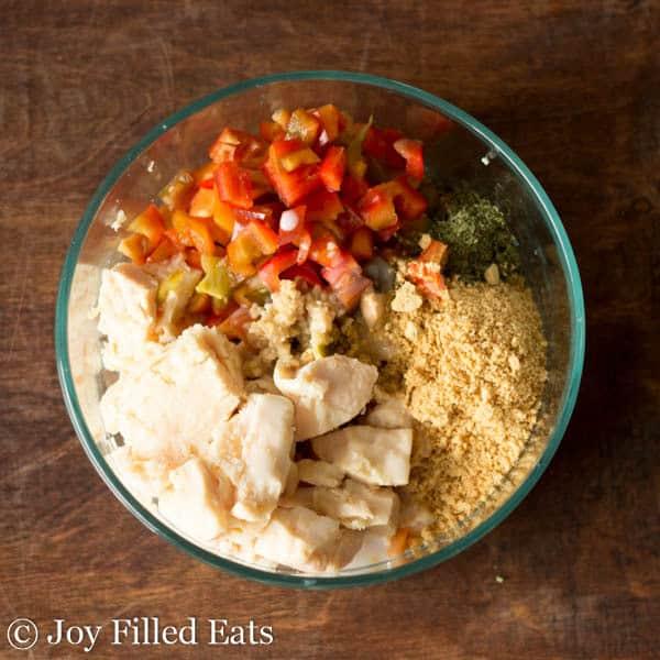 Easy Thai Chicken Salad Lettuce Wraps