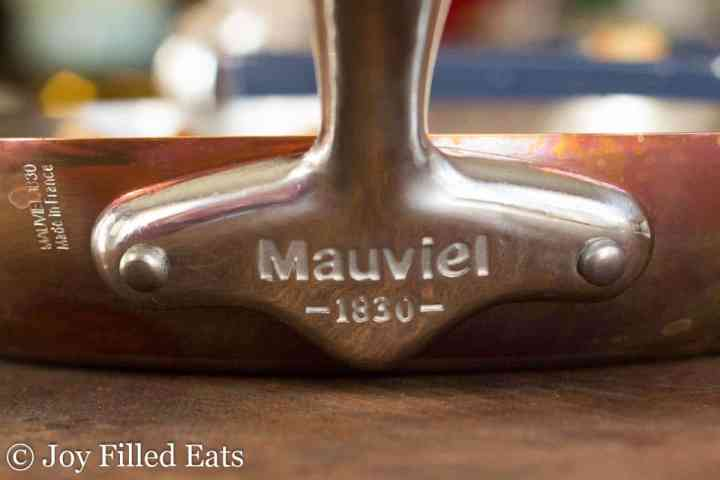 Mauviel Giveaway