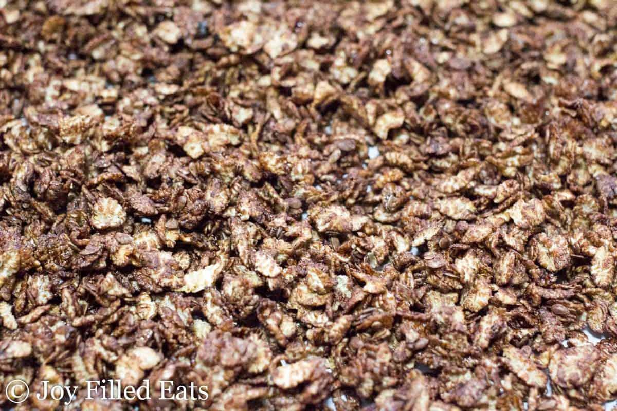 Copycat Cocoa Krispies - Sugar Free, THM E