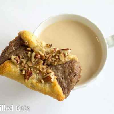 Pecan Danish – Low Carb, Grain Free, THM S