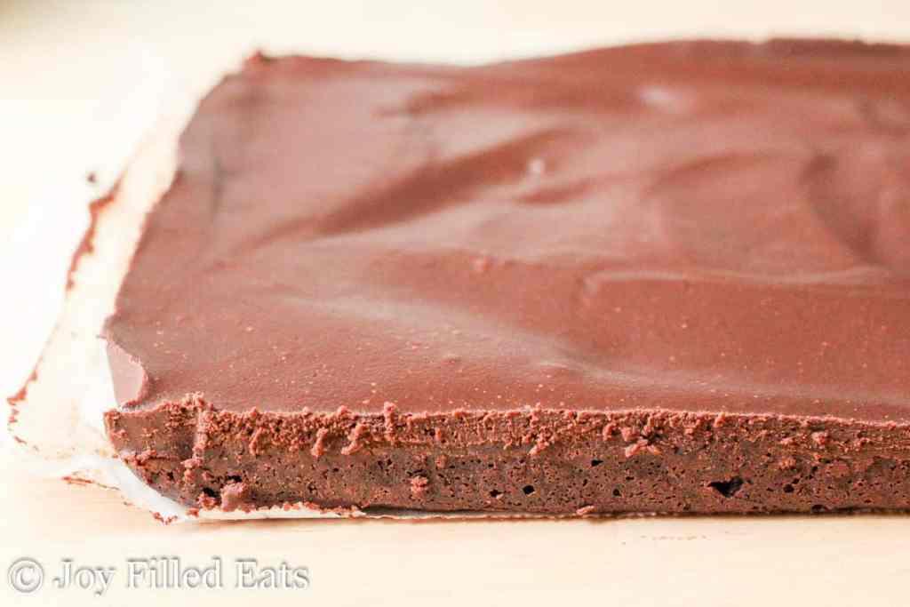 Homemade Little Debbie Fudge Brownies - Low Carb, Grain Sugar Gluten Free, THM S
