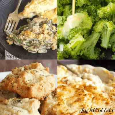 Healthy Side Dishes for the Holidays Gluten Free Keto