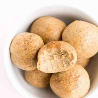 Easy Protein Balls Low Carb No Bake Keto