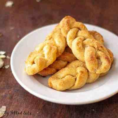 Keto Breadsticks Recipe