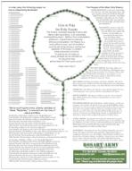 How to Pray the Rosary Thumbnail