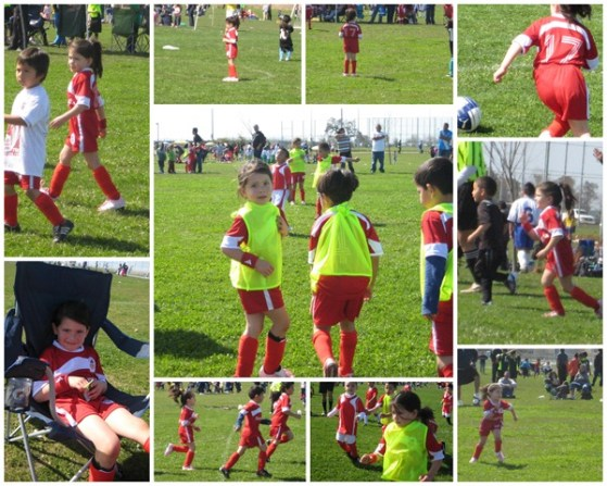 3.12 sweetie's first soccer game