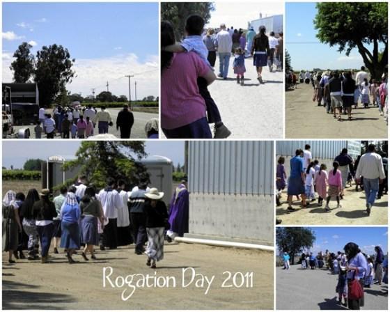 rogration procession