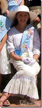 Rose at the LF Tea May 2007