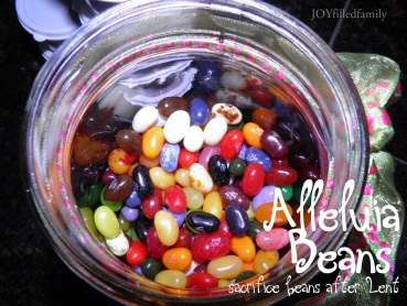 alleluia beans