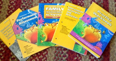 2 - Hardcourt Math - Practice Workbook and Supplemental Books