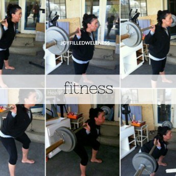fitness joyfilledwellness