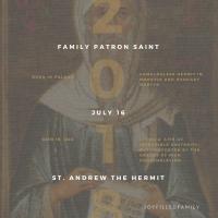 Saints of 2018