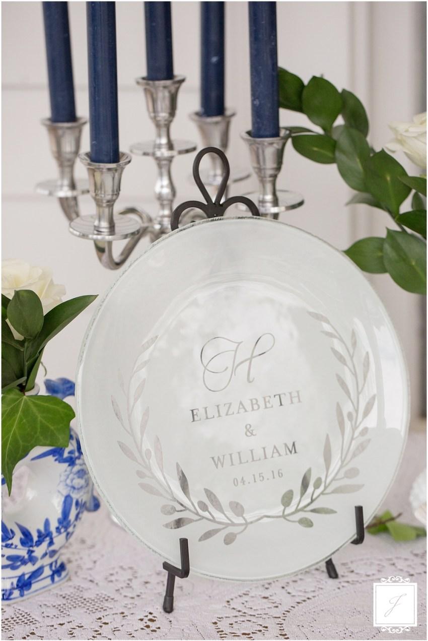 Behrenberg Glass Company Custom Flat Glass for Weddings, Southern Bride North Carolina Wedding Feature