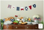 4th of July Cottage Decor