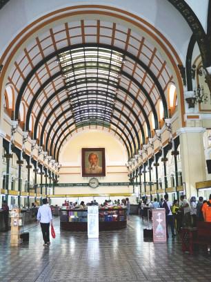 Central Post Office Saigon
