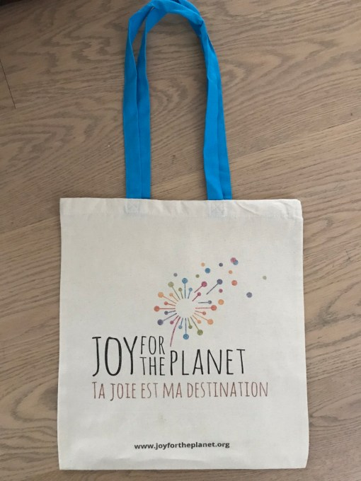 Joy sac shopping anse bleue
