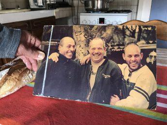 The three brothers of Santa Manza