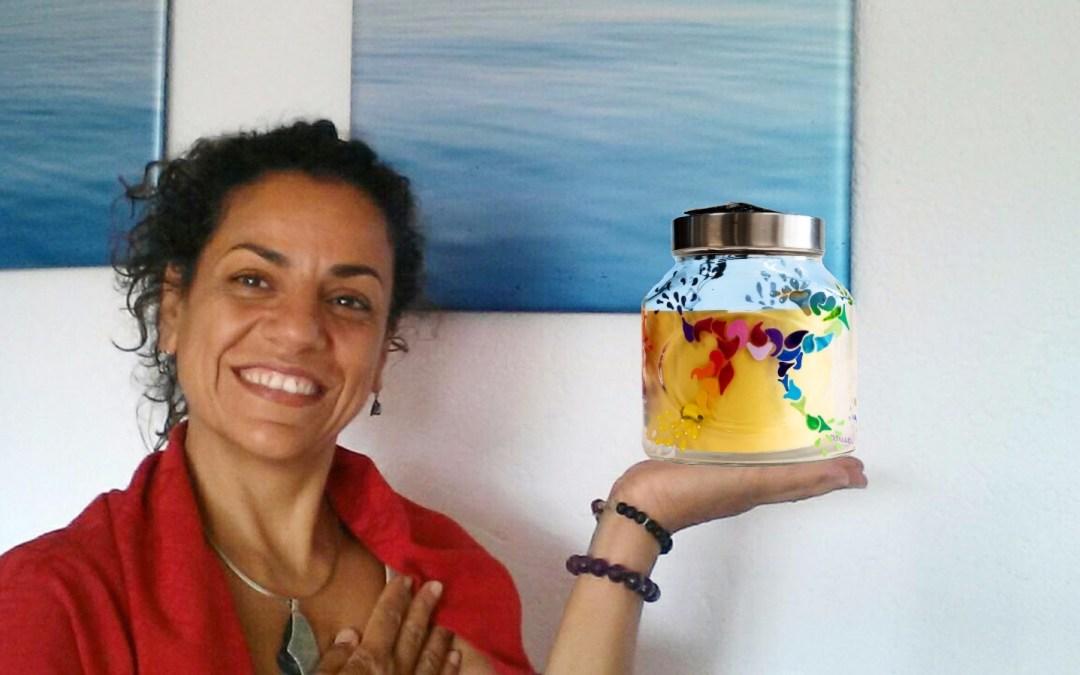 Samah Gayed danse pour rassembler tous les peuples de la Terre. Elle est notre 20ème Nominée de la Joie.
