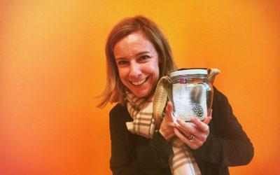 Sacheen Sierro, 51ème Nominée de la Joie au retour de Begoodee en Suisse