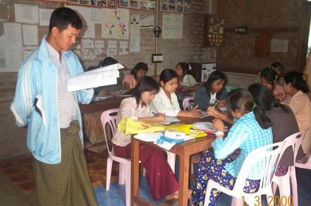 Naissance d'une petite école en Birmanie grâce à l'Institut René Klima