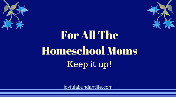 Twelve Days of Homeschool