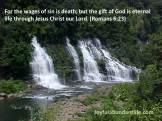 10 Romans 6 23