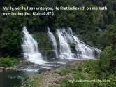 17 John 6 47