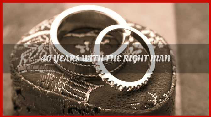 Married to the Right Man – 41 Reasons Why