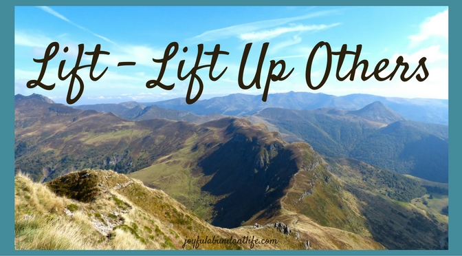 Lift – Lift Up Others