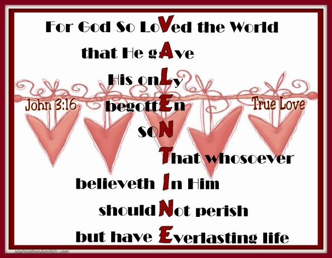 God Loves All