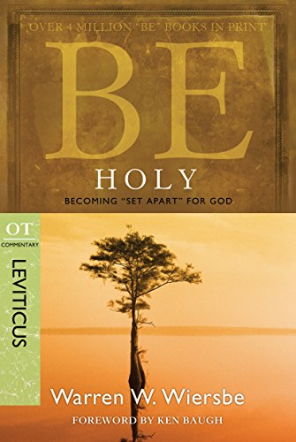 Be Holy Book